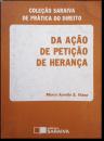 30--Colecao-saraiva-direito-Da-Acao-de-Peticao-de-Heranca-1986